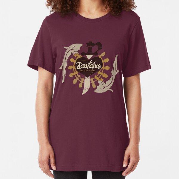Final Fantasy IX - Tantalus Theatre Troupe Slim Fit T-Shirt