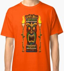 Torches, The Tiki Totem Classic T-Shirt