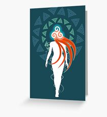 Gwendoline Trisicle  Greeting Card