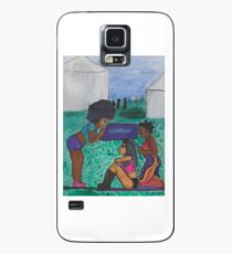 At a Festival Case/Skin for Samsung Galaxy