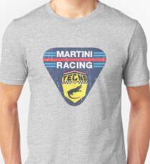 Martini Racing TECNO Distressed Unisex T-Shirt