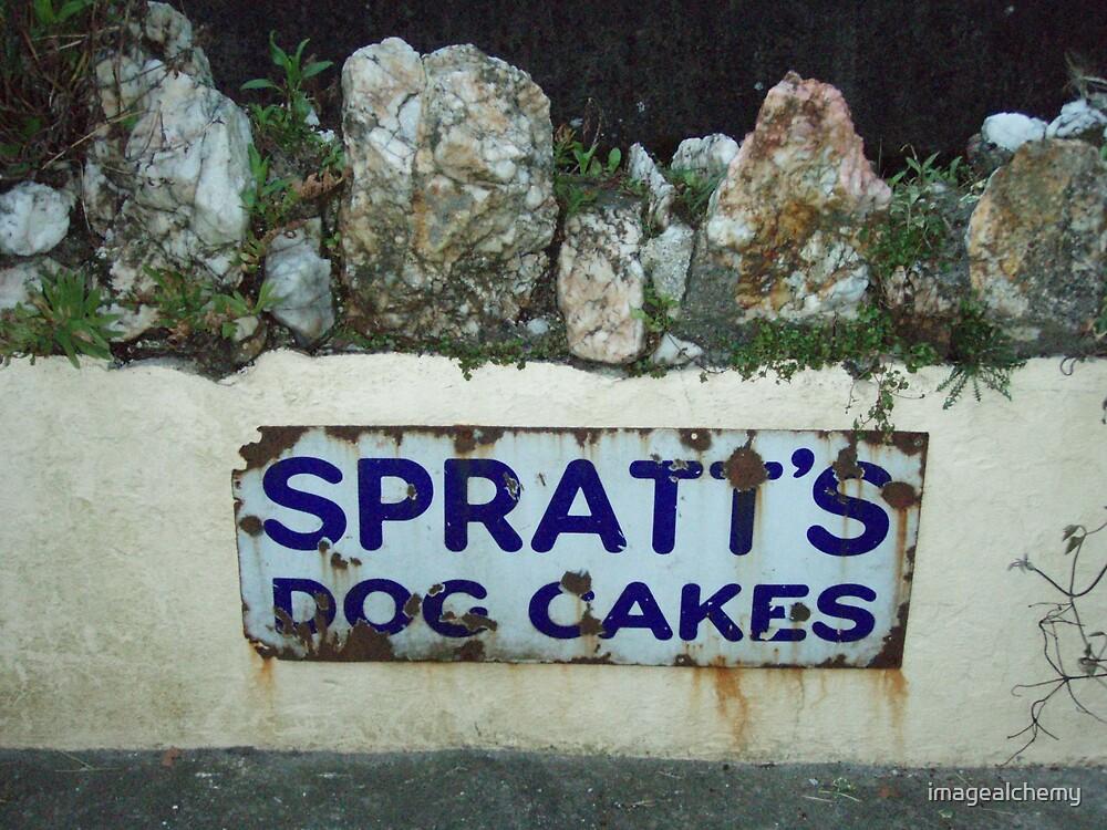 Spratt's Dog Cakes - Inistioge, Co. Kilkenny by Guy Morton