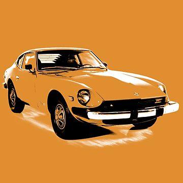 Datsun 240z by DatsunStyle