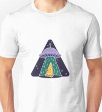 pizzUFO Unisex T-Shirt