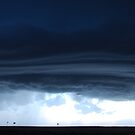 Approaching Supercell by Alan Gamble