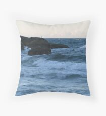 """Nor Easter"" Throw Pillow"
