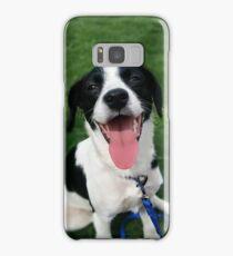 Rat Terrier mix Samsung Galaxy Case/Skin