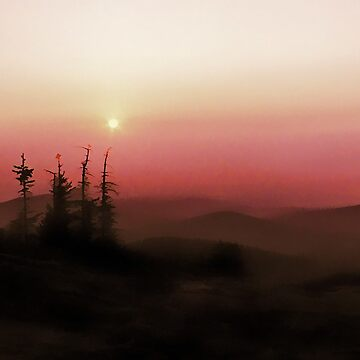 Sunrise - Mt. Kearsarge, N.H. by rural-guy