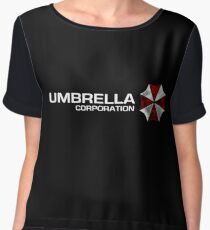 Umbrella Corporation Chiffon Top
