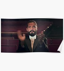 Shia Clapping Poster