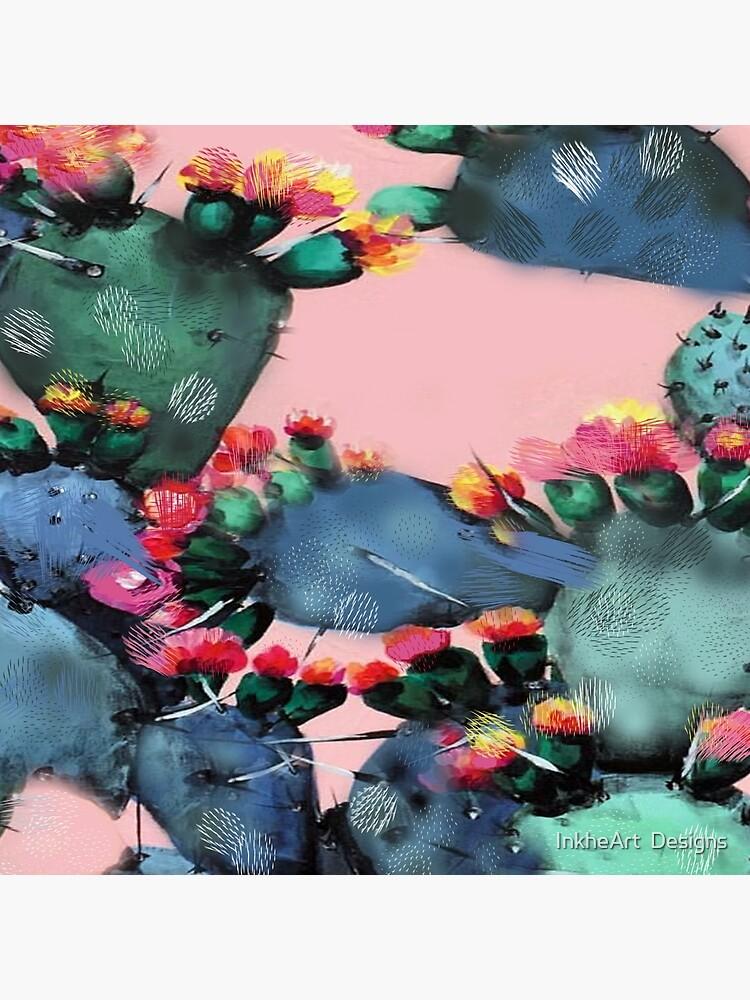 Cactus Love by Mahlah