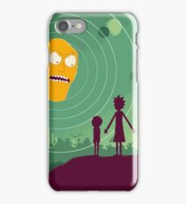 Show Me What You Got! (plain) iPhone Case/Skin