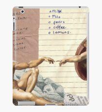 The Creation  iPad Case/Skin