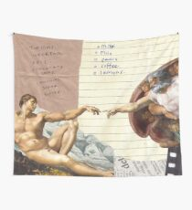 The Creation  Wall Tapestry