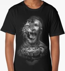 Conor Like A Angry Tiger Boy Long T-Shirt