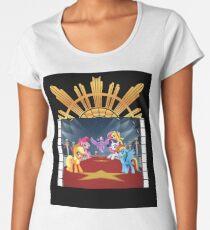 my little pony goes hollywood Women's Premium T-Shirt