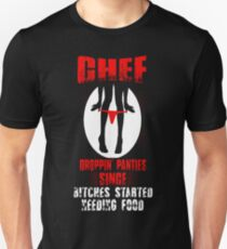 Chef pampered chef cook  chef cool chef  T-Shirt  Unisex T-Shirt