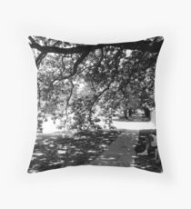 The Rest Throw Pillow