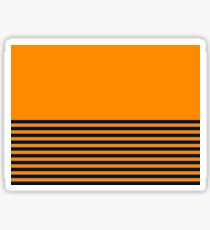 Tiger Stripes Sticker