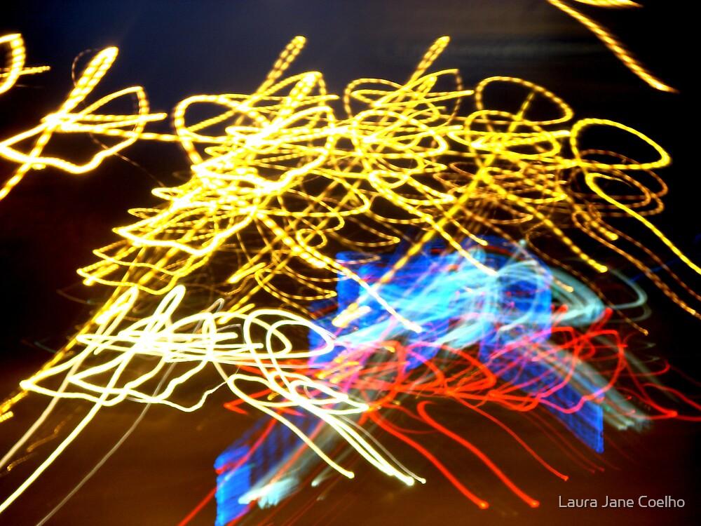 night lights by Laura Jane Coelho
