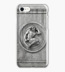 Classic Art from Milan Train Station iPhone Case/Skin