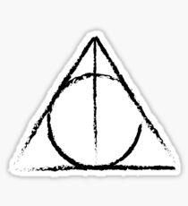 Reliquias HP Sticker