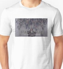 State Of Slay Rakes With Font Unisex T-Shirt