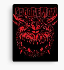 Cacodemon Canvas Print