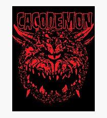 Cacodemon Photographic Print