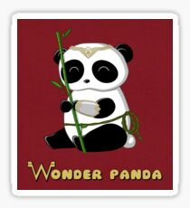 Wonder Panda! Sticker