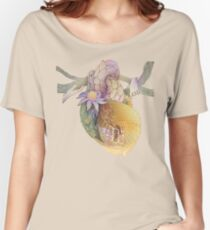 Love and Work Women's Relaxed Fit T-Shirt