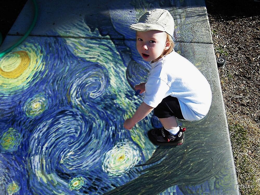 My Lil' Van Gogh by TeriLee