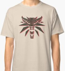 Witcher's Medallion Classic T-Shirt