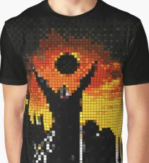 Praise The Pixel Graphic T-Shirt