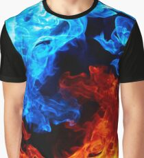 Cinematic - Flame Art Graphic T-Shirt