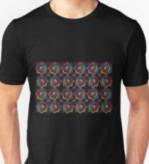 Tessellation Abstractica Mosaic 22 Unisex T-Shirt