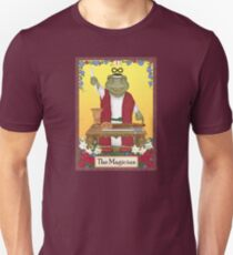 Loveland Frog as The Magician Cryptozoology Tarot  Unisex T-Shirt