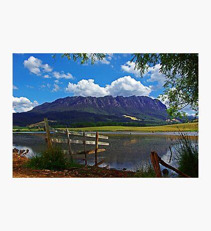 Mount Roland Photographic Print