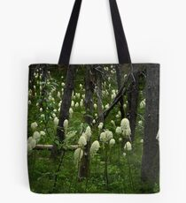 Bear Grass Extravaganza Tote Bag