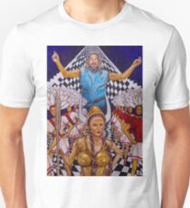 Big Lebowski's Bowling Dream Unisex T-Shirt