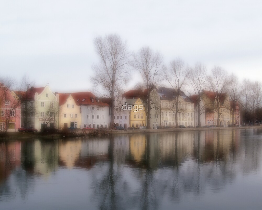 Misty Reflection by dags