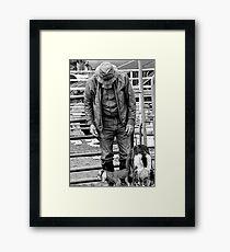 Earl Framed Print