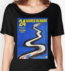 24hs Le Mans, 1972 Women's Relaxed Fit T-Shirt