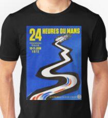 24hs Le Mans, 1972 T-Shirt