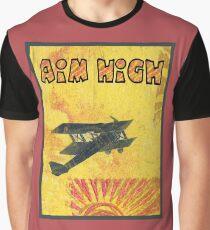 Aim High Graphic T-Shirt