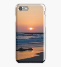Newport Beach Sunset - 1 iPhone Case/Skin