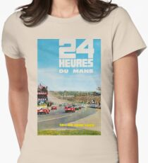24hs Le Mans, 1965 Womens Fitted T-Shirt