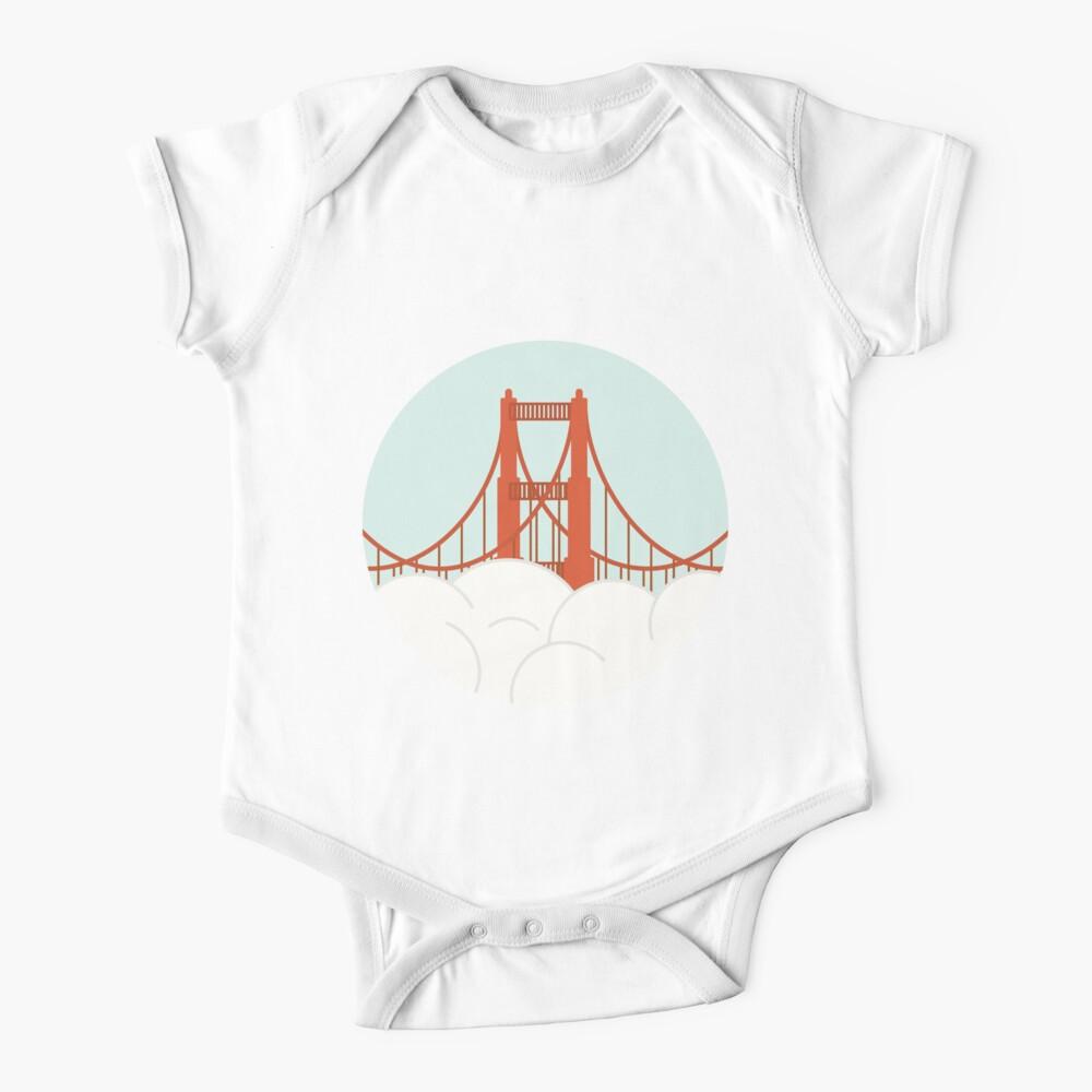 Golden Gate - San Francisco Baby One-Piece