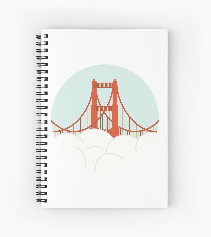 Golden Gate - San Francisco by Kayla Folino