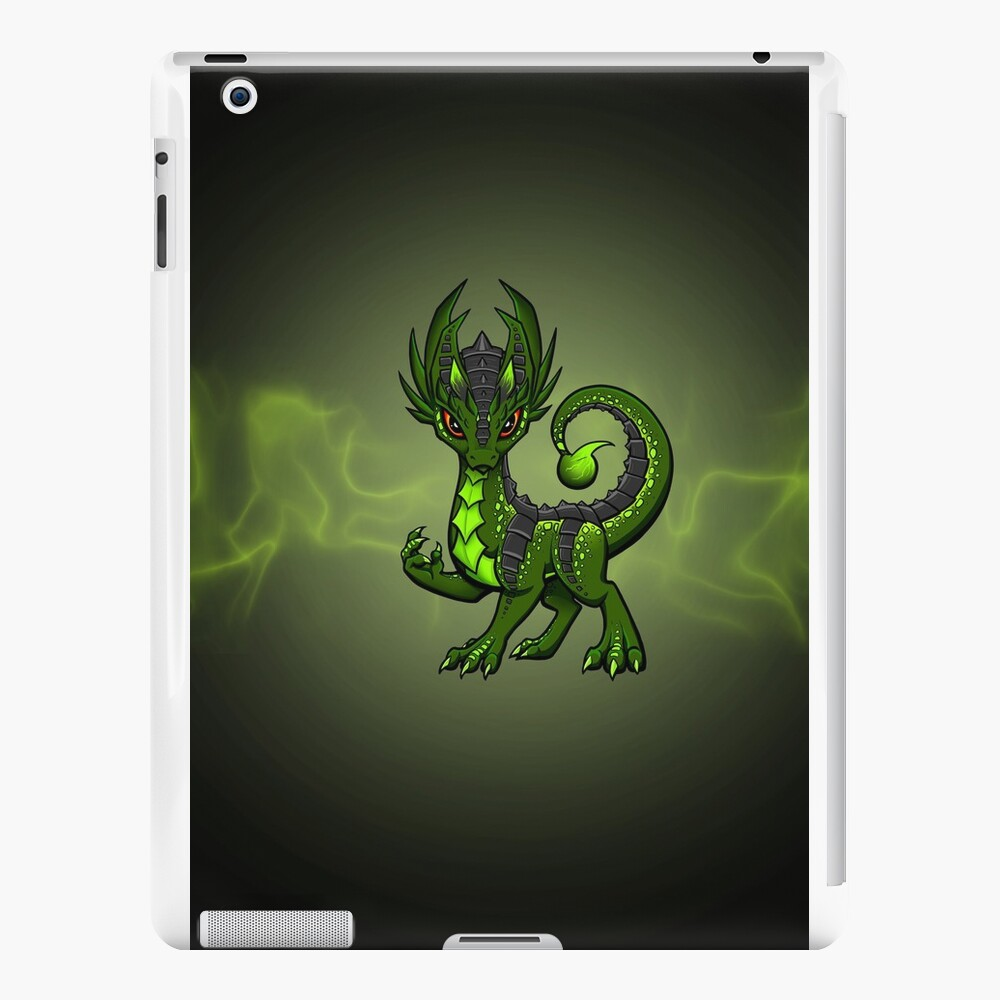 Giftdrache iPad-Hüllen & Klebefolien